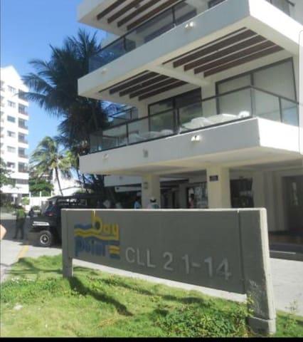 Apartamento 606 Edificio Bay Point San Andres