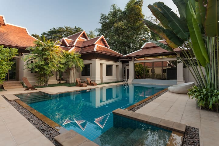Private executive luxury villa - Tha Sala - Ev