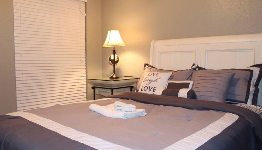 Cozy Peaceful 2 Bedroom 2 Bathroom Cowboys Stadium - Arlington - Daire