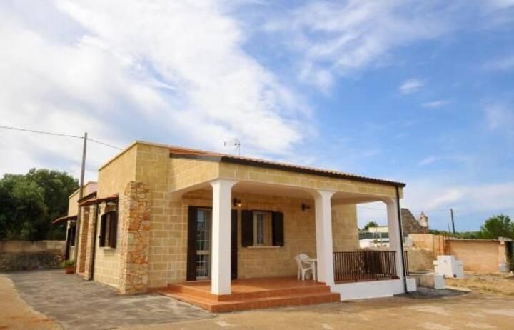 Villa Potenza Apartament Arancio 9km da Gallipoli
