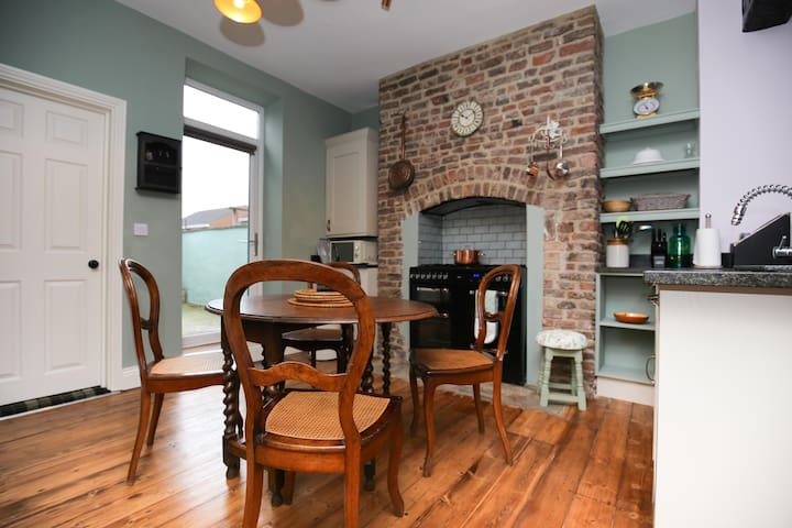 PRIMROSE COTTAGE, DURHAM - West Rainton - Talo