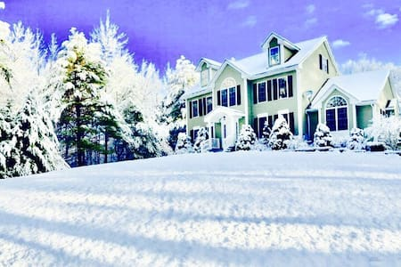 Country coziness near New Hampshire - Dracut