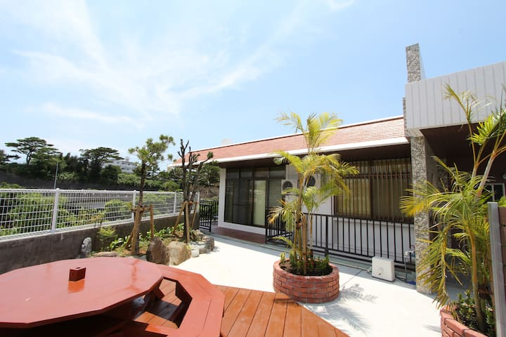 12-minute drive from the motorway ! ★ Stella House - Urasoe nakama - Dom