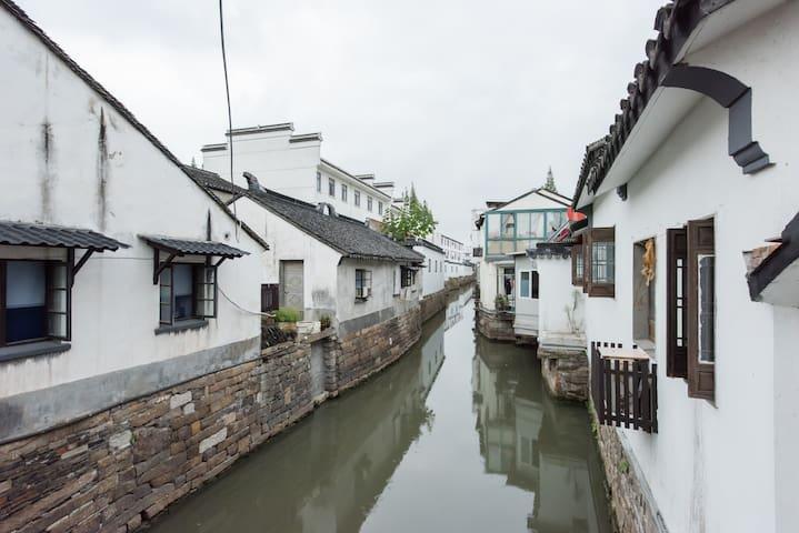 【七月】平江路小桥流水 烟雨巷弄