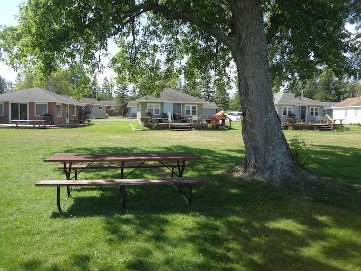The Grand Retreat Package - 3 Lakefront Cottages