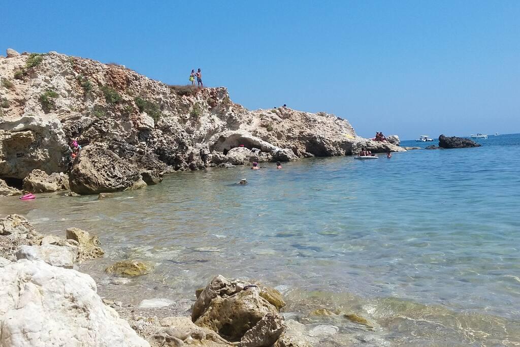 baia delle orte (Otranto)