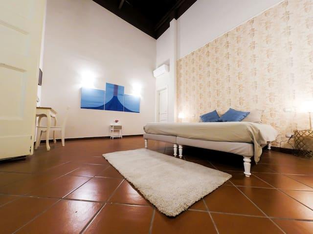 Camera da letto matrimoniale/doppia