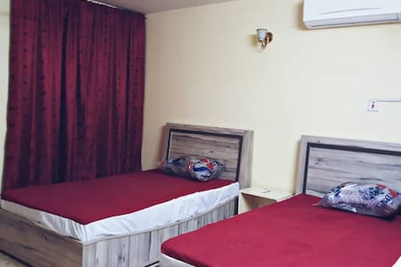 One bedroom luxury apartment, near the Airport