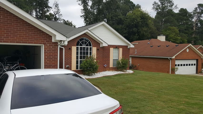 Cozy 4 bedroom with garage. - Grovetown - Casa