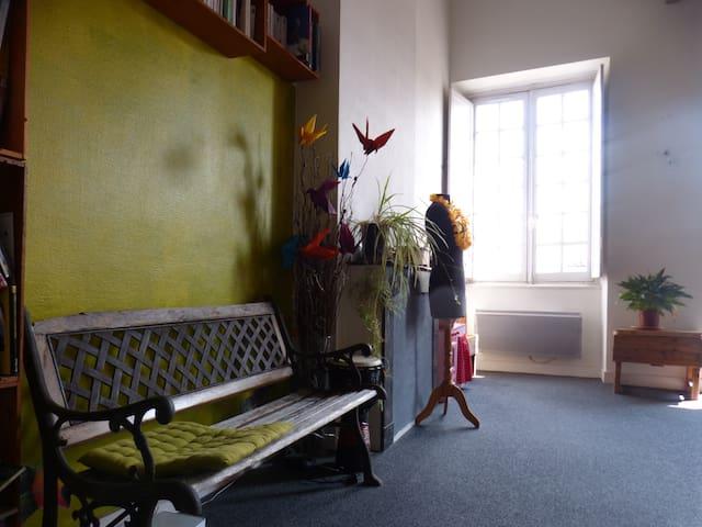 bel appartement duplex lumineux centre historique - Bordeaux - Apartament