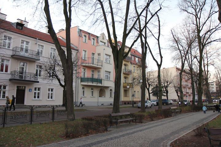 Apartment Kamienica - Ełk - Квартира