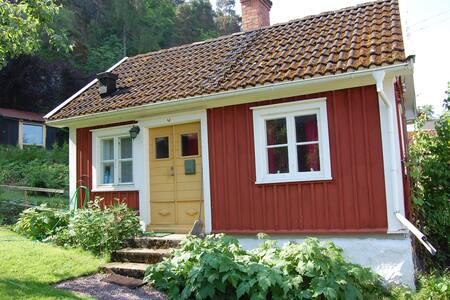 Mysigt stuga mitt i Gränna - Jönköping N