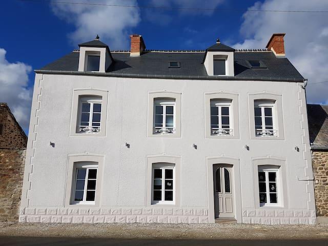 Maison de vacances Saint-Vaast-la-Hougue - Saint-Vaast-la-Hougue - House