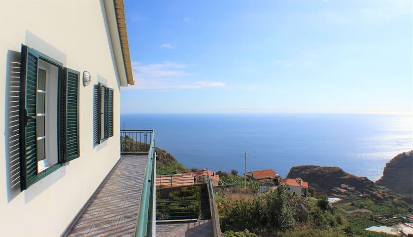 Panoramic Atlantic View