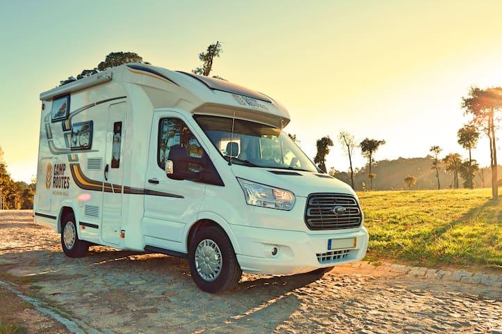 Motorhome Rental - CampRoutes - Esmoriz - Camper/RV