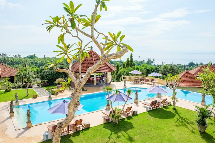 Two bedroom Villa in Taman Ujung Resort Bali
