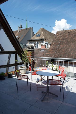 cosy apartment in the center of Feldkirch
