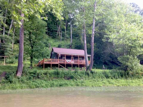 Primitive Fish Creek Cabin