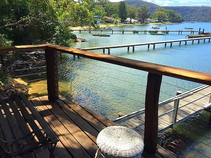 Boatshed Bliss!