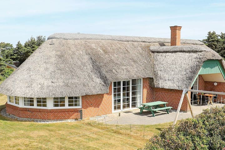 Traditional Holiday Home in Jutland with Pool