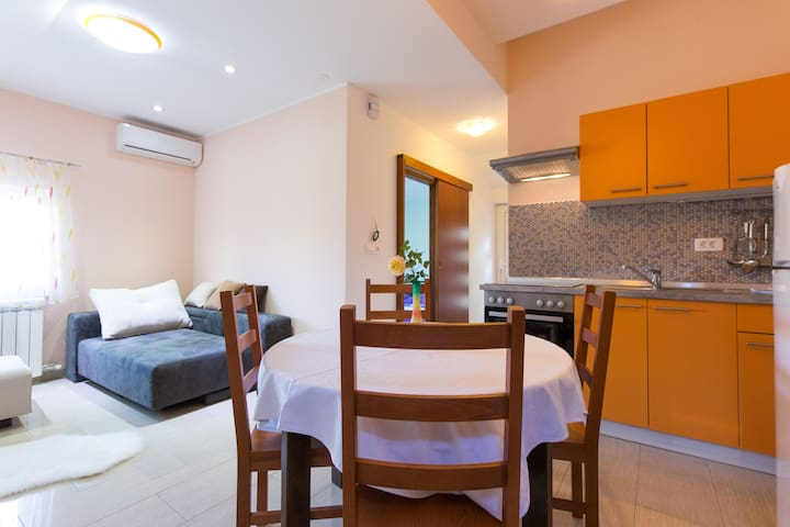 Apartment  Grobnik-Dražice-Rijeka - Dražice - Apartamento