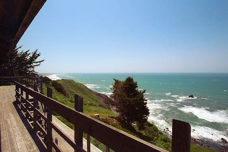 Gorgeous 3br Ocean View Home w/ Spa - The Barlow - Manchester
