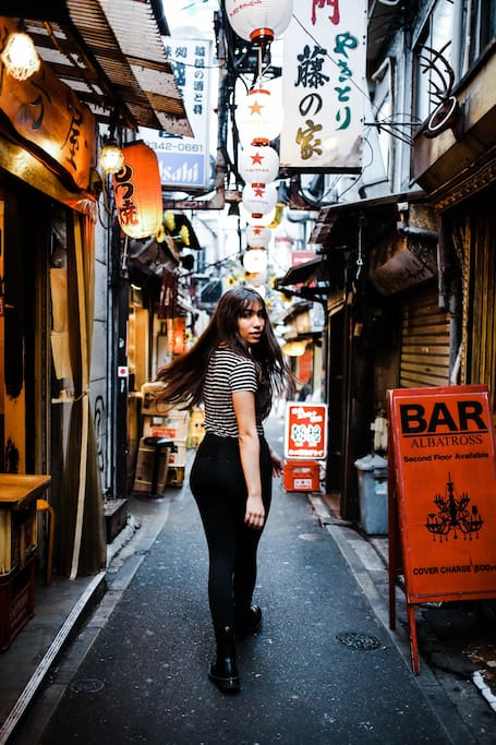 Your Personal Tokyo Photographer!