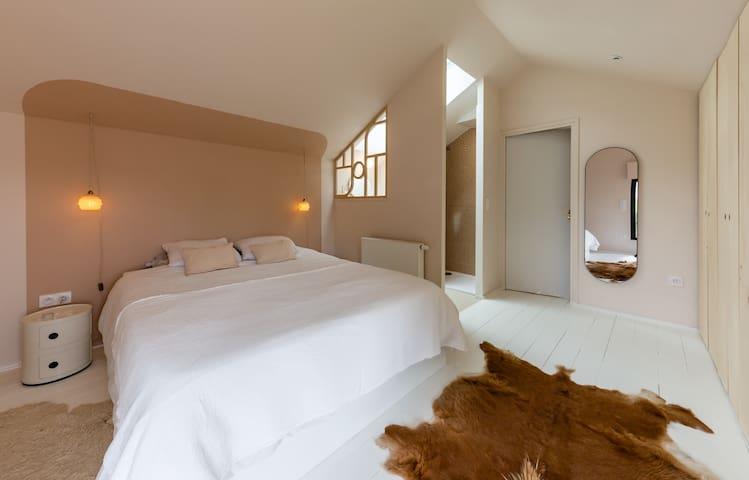 Chambre 1 lit 160