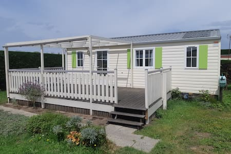 Mobil-home 6 personnes - n°405
