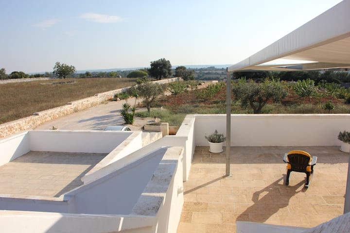 YELLOW APARTMENT - MASSERIA POESIA PUGLIA