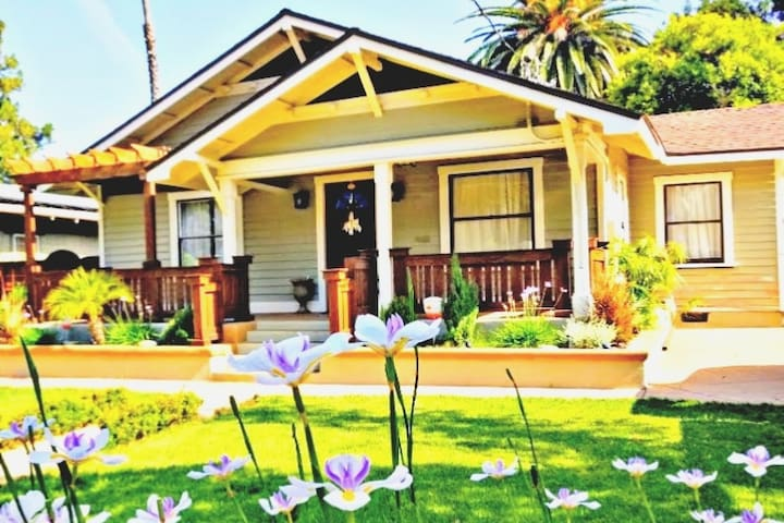 Beautiful Craftsman Home with lots of character