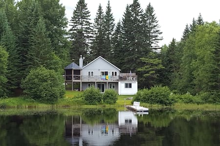 Perfect cottage for the joys of St-Donat! - Chalet