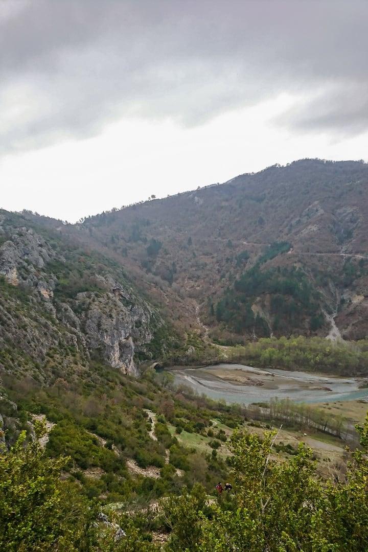The Portitsa Valley