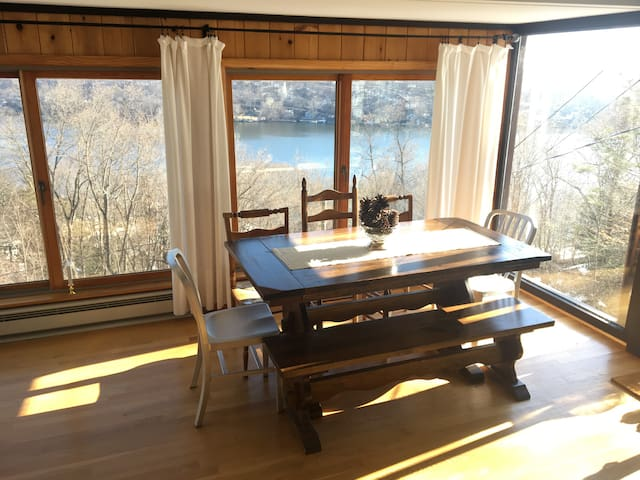 Candlewood Lake Cabin, The Overlook