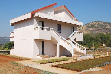 """Orchid"" country side bungalow stay - Kamshet"