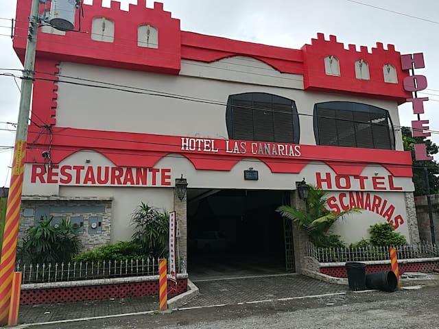 Hotel Las Canarias