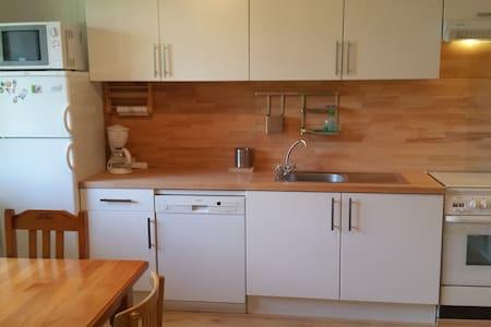 Bel appartement de 6/8 couchages rénové de 40 m² - Orcières