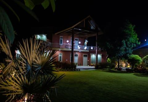 SM Villa- Een boerderij met alle moderne voorzieningen