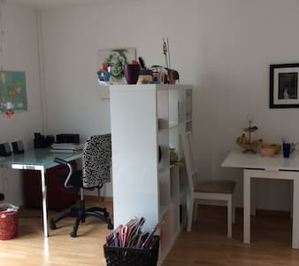 Cozy studio apt. in city center! - 法兰克福 - 公寓