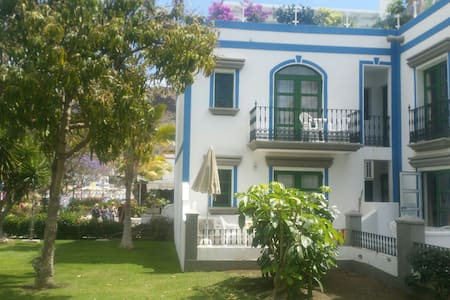 150 meters to the beach,Playa Mogan - puerto de mogan - Apartament