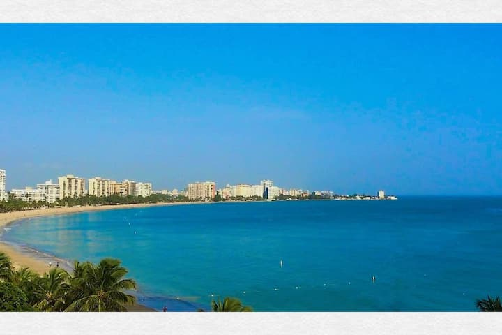 604 Alamar ★ Just Steps Away to Isla Verde Beach ★
