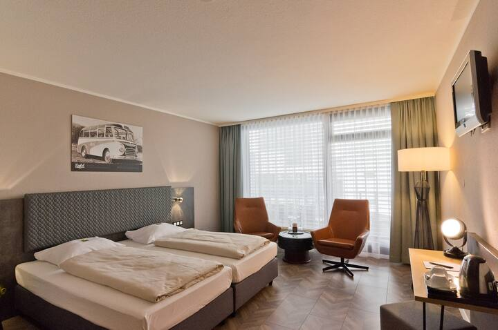 Komfortables Zimmer in Stuttgart