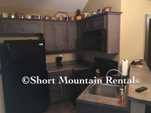 Short Mountain Rentals Cabin 421