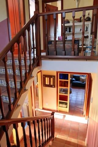 Habitación individual en casa mágica - Pont-Xetmar - Dům