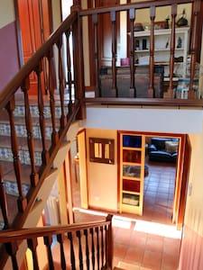 Habitación individual en casa mágica - Pont-Xetmar - Ház