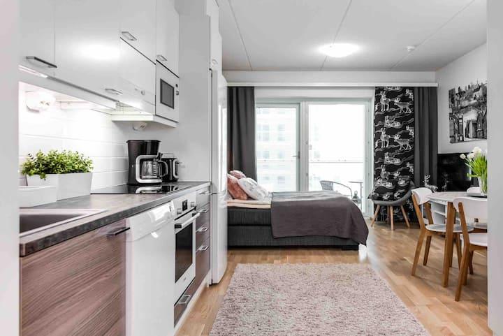 Trendy Homes Oulu Veturi