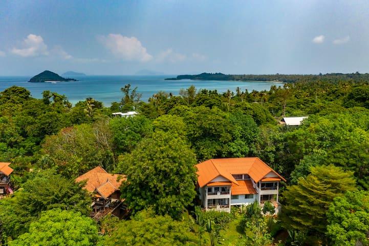Koh Mak Apartment- well designed & spacious