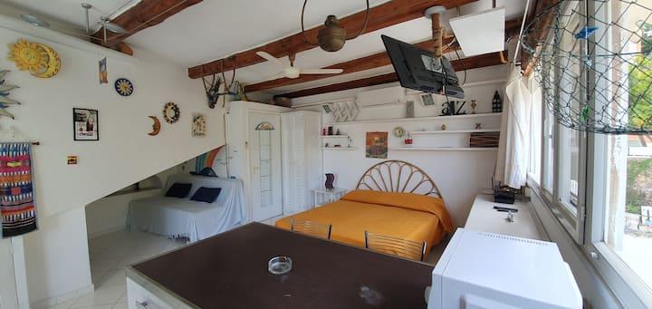 """Delizioso loft """"casa Luisa"""" nel centro di Ponza"""