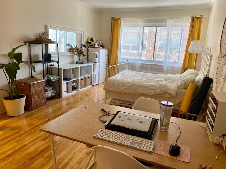 Downtown Montreal Apartment!