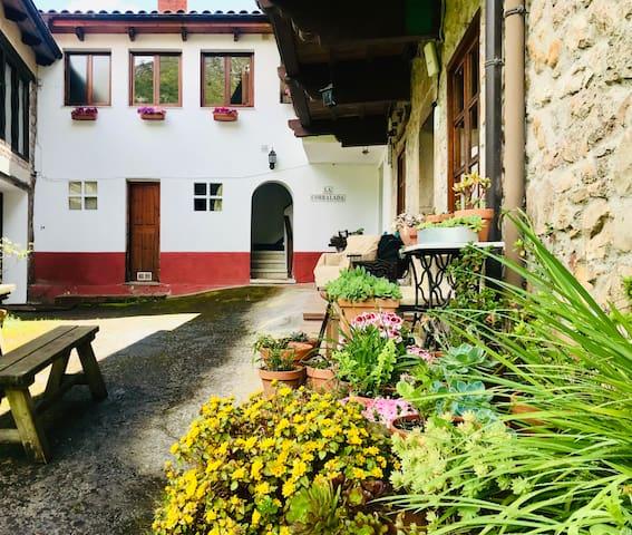 La Rondina - Cosy countryhouse,blue